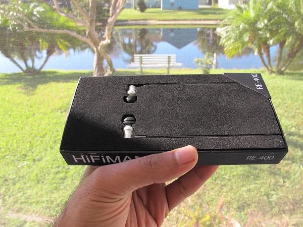 HiFiMAN RE-400 Waterline In-Ear Monitor Review