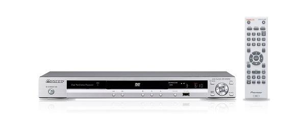 Pioneer DV-610AV DVD Player Review