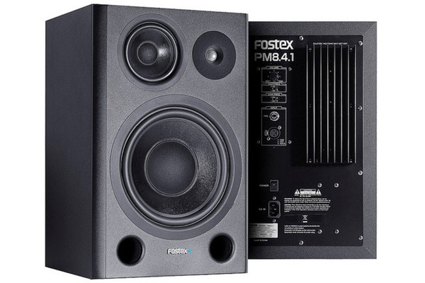 Fostex-PM8.4.1-3-Way-Active-Loudspeakers-Audiopolitan