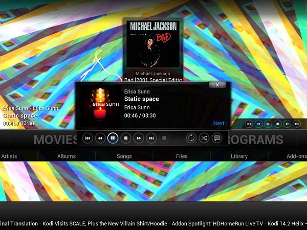 KODI-Media-Player-In-Use-Audiopolitan